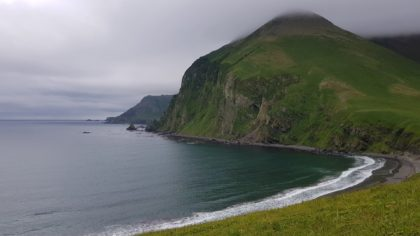 Экспедиция на Командорские острова
