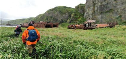 Экспедиция на Курильские острова