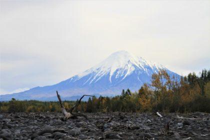 Самые высокие вулканы Камчатки