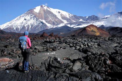 Камчатка: океан и вулканы