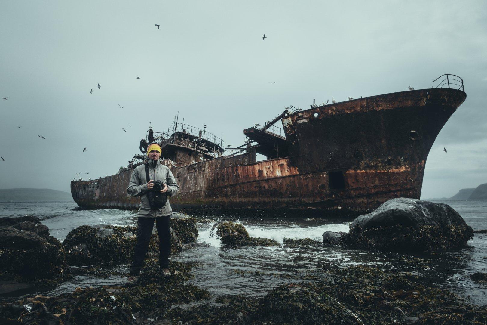 Видео-отчет об Экспедиции на Курильские острова