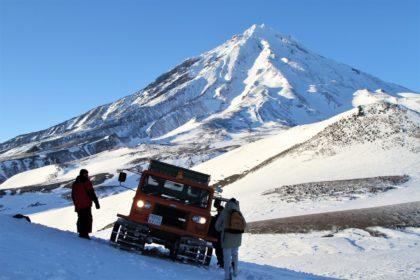 Снежная Камчатка