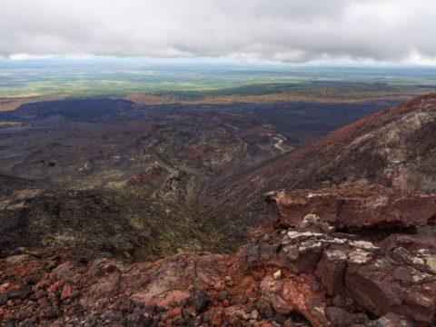 Фотоальбом: Камчатка: океан и вулканы