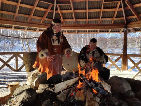 Фотоальбом: Снежная Камчатка